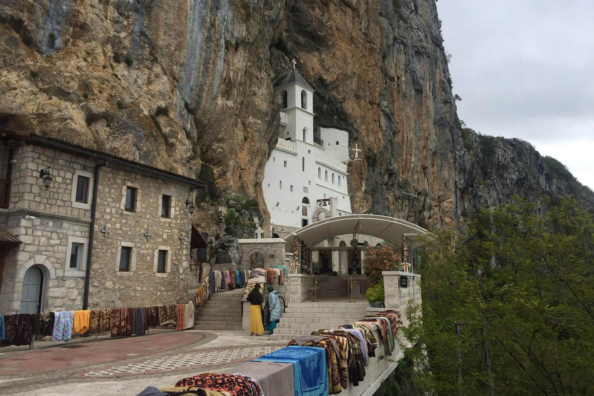 Ostrog Manastir